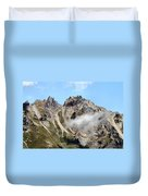 Sunny Mountain Afternoon Duvet Cover