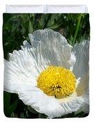 Sunny Side Flower Duvet Cover