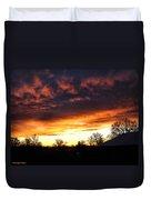 Sunrise 01 05 12 Duvet Cover