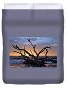 Sunrise At Driftwood Beach 5.2 Duvet Cover