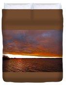 Sunrise At Ile-bizard ...  Duvet Cover