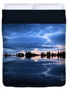 Sunrise At Lake Tahoe Duvet Cover