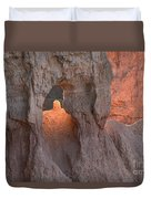Sunrise Detail Bryce Canyon Duvet Cover