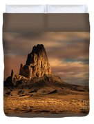 Sunrise On El Capitan Duvet Cover