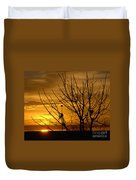 Sunrise Song Duvet Cover