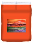 Sunset 04 Duvet Cover