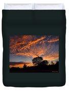 Sunset 07 26 12 Duvet Cover