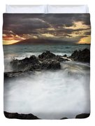 Sunset Boil Duvet Cover