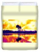 Sunset Colour Duvet Cover