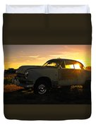Sunset Coupe Duvet Cover