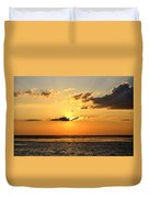 Sunset Flight Duvet Cover