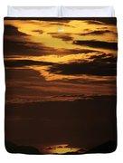 Sunset Ipanema  Duvet Cover