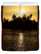 Sunset One Duvet Cover