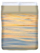 Sunset Reflected - Cooper River Charleston South Carolina Duvet Cover