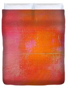 Sunset River Duvet Cover