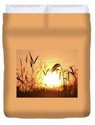 Sunset Rye IIi Duvet Cover