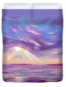 Sunset Spectacular Duvet Cover