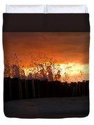 Sunset Splash 4 Duvet Cover