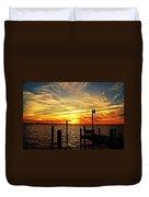Sunset Xv Duvet Cover