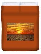 Sunset Xxxi Duvet Cover
