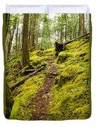 Sunshine Coast Trail Duvet Cover