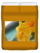 Sunshine Flower Duvet Cover