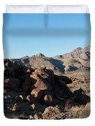 Sunspot Hill  Duvet Cover