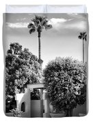 Suntan Lane Palm Springs Duvet Cover