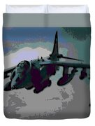 Superior Firepower Duvet Cover