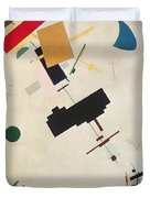 Suprematist Composition No 56 Duvet Cover