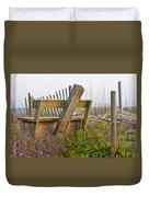 Surf City Chair Duvet Cover