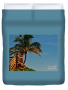 Surf Lookout Duvet Cover