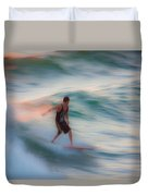 surfin' USA Duvet Cover