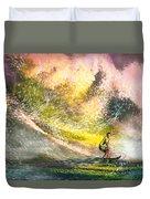 Surfscape 02 Duvet Cover