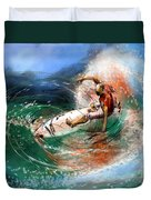 Surfscape 03 Duvet Cover