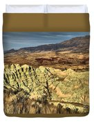 Surreal Landscape Duvet Cover