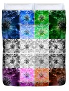 Surreal Poppies Duvet Cover