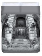 Surrogate's Courthouse II Duvet Cover