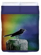 Surrounded By Color Duvet Cover