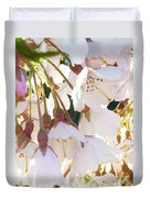 Surrounded By Spring Duvet Cover