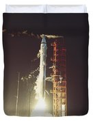 Surveyor 3 Launch Duvet Cover