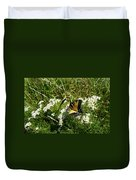 Swallow Tail  Duvet Cover