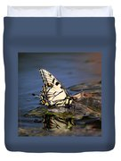 Swallowtail - Walking On Water Duvet Cover
