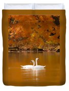 Swans Soft And Smooth Duvet Cover