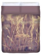 Swaying In The Soft Summer Breeze Duvet Cover