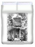Swedenborgs Cottage Duvet Cover