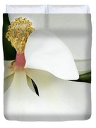 Sweet Magnolia Flower Duvet Cover
