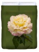 Sweet Peace Rose Duvet Cover