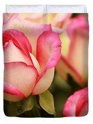 Sweet Roses Duvet Cover