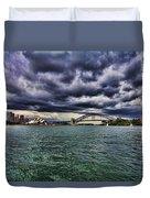 Sydney Symphony Duvet Cover
